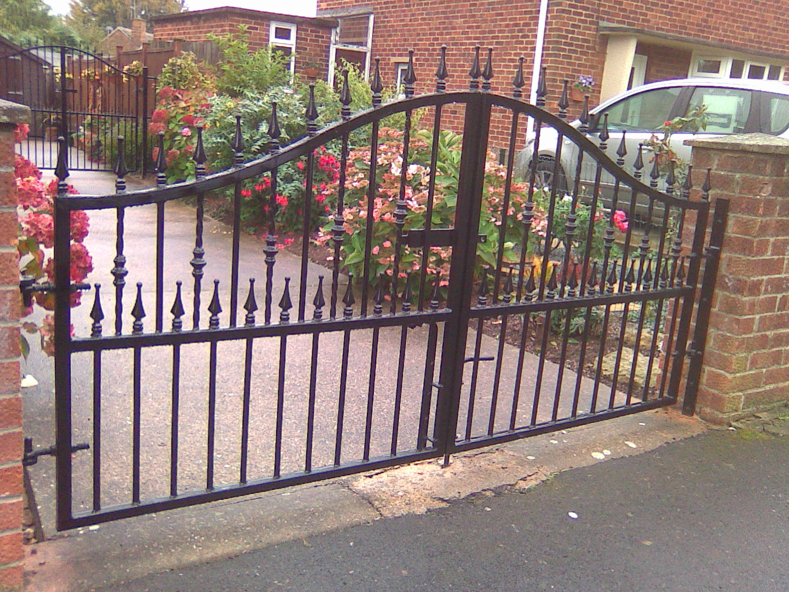 Wrought Iron Gates: Prinford Fencing